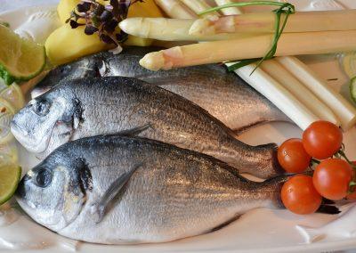 Il pesce bianco