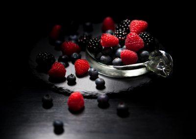 Il potere antiossidante dei Frutti di Bosco