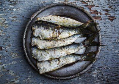 L'alimento del giorno: il pesce azzurro